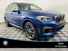 2021 BMW X3 M40i:24 car images available
