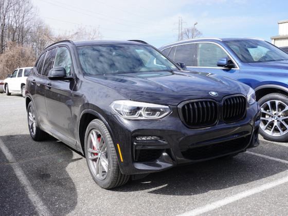 2021 BMW X3 M40i:4 car images available