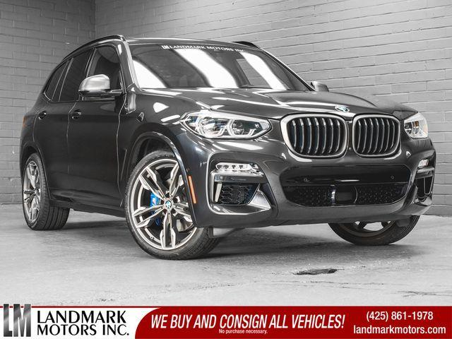 2018 BMW X3 M40i:24 car images available