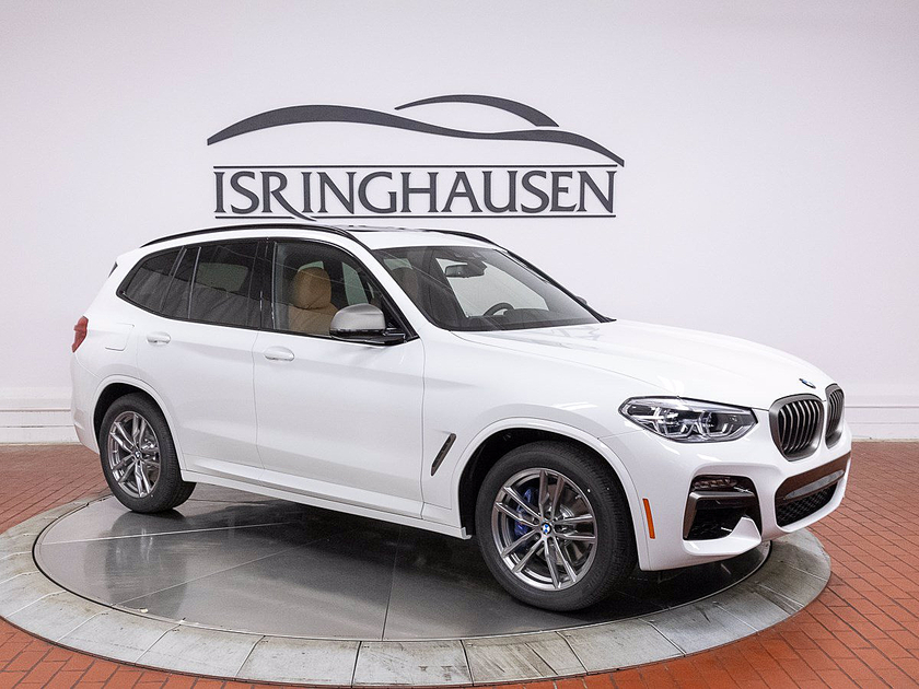 2021 BMW X3 M40i:23 car images available