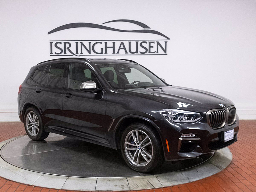 2018 BMW X3 M40i:18 car images available