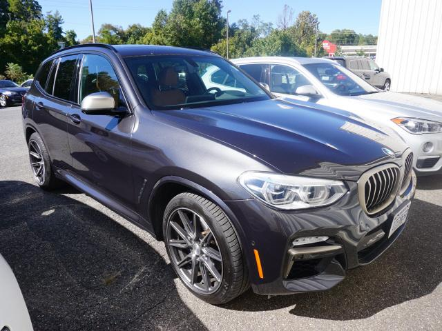 2018 BMW X3 M40i:4 car images available