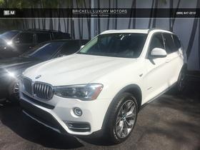 2016 BMW X3 sDrive28i:8 car images available