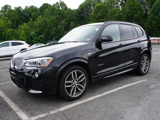 2017 BMW X3 sDrive28i:6 car images available
