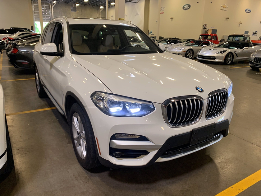 2019 BMW X3 sDrive30i:7 car images available