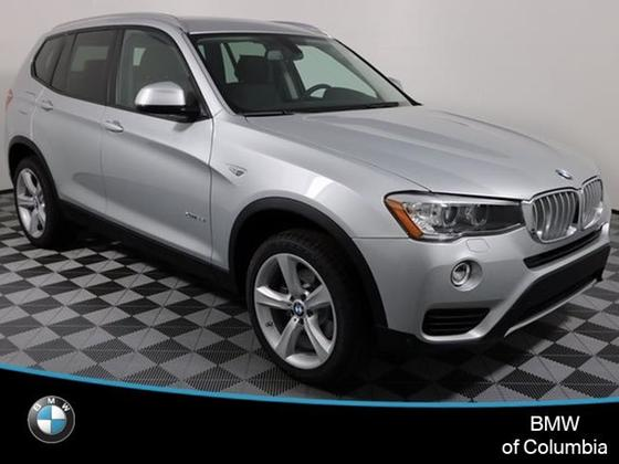 2017 BMW X3 xDrive28i:14 car images available