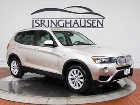 2015 BMW X3 xDrive28i:23 car images available