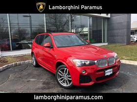 2017 BMW X3 xDrive28i:23 car images available