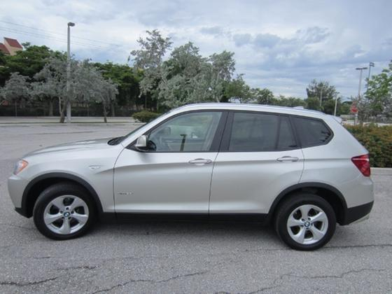 2011 BMW X3 xDrive28i:19 car images available