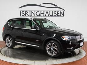 2016 BMW X3 xDrive28i:23 car images available