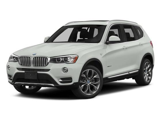 2015 BMW X3 xDrive28i : Car has generic photo