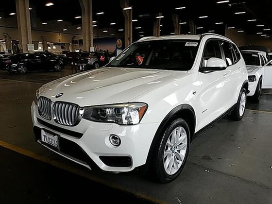 2016 BMW X3 xDrive28i:4 car images available