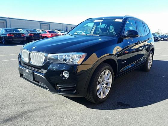 2017 BMW X3 xDrive28i:4 car images available
