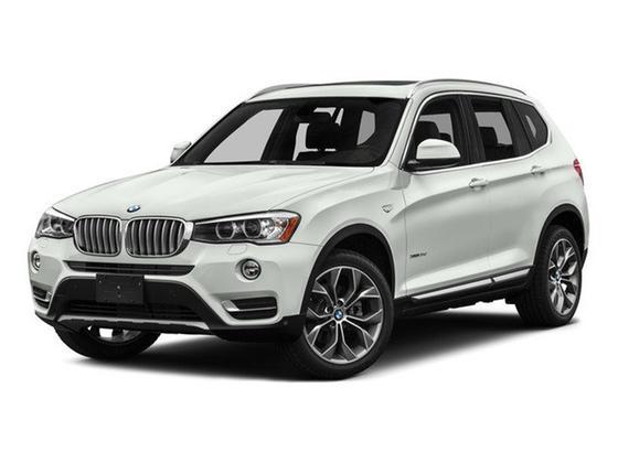 2016 BMW X3 xDrive28i : Car has generic photo