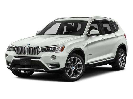 2017 BMW X3 xDrive28i : Car has generic photo