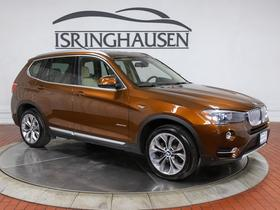 2017 BMW X3 xDrive28i:21 car images available