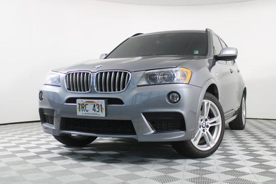 2014 BMW X3 xDrive28i:13 car images available