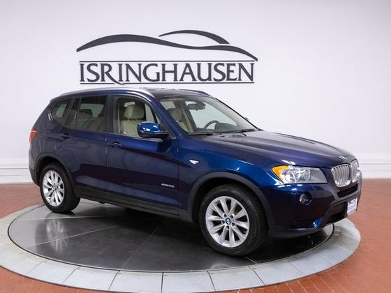 2014 BMW X3 xDrive28i:21 car images available