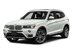 2016 BMW X3 xDrive28i : Car has generic photo