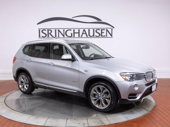 2016 BMW X3 xDrive28i:18 car images available