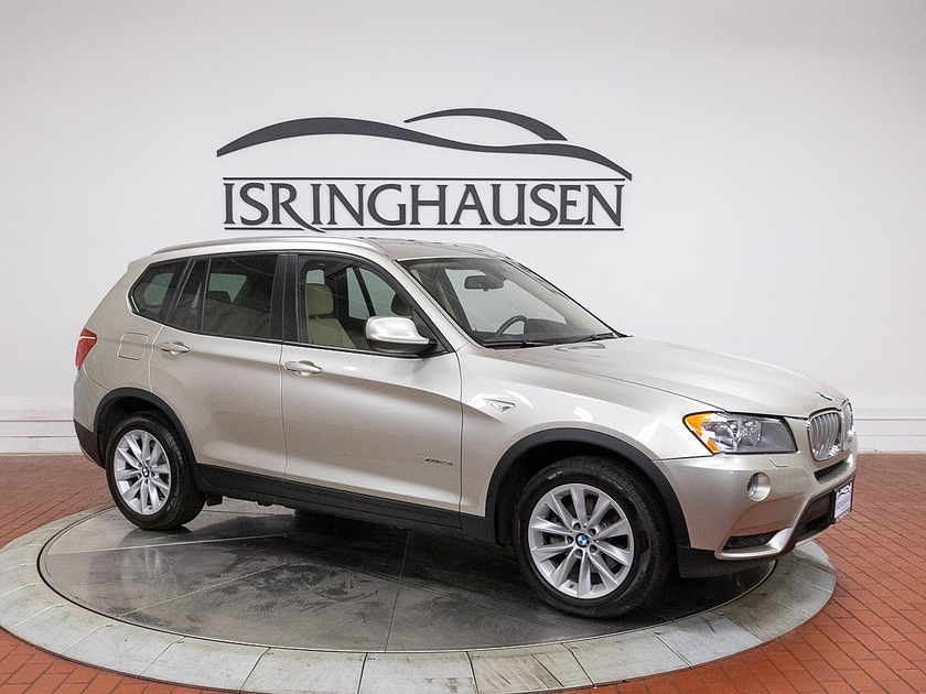 2014 BMW X3 xDrive28i:16 car images available