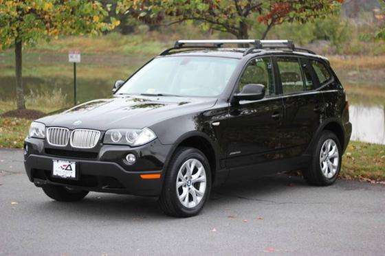 2010 BMW X3 xDrive30i:24 car images available