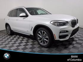 2018 BMW X3 xDrive30i:20 car images available