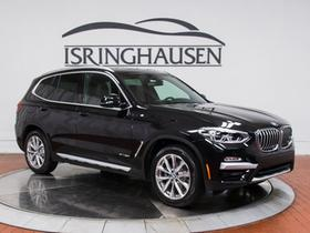 2018 BMW X3 xDrive30i:21 car images available