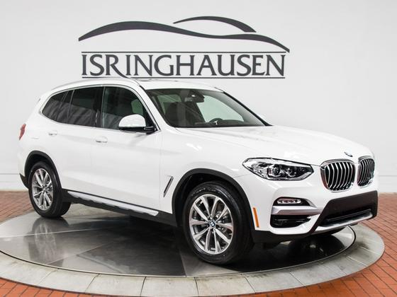 2018 BMW X3 xDrive30i:23 car images available