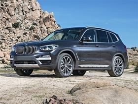 2018 BMW X3 xDrive30i : Car has generic photo