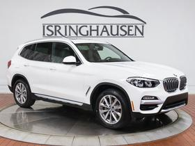2019 BMW X3 xDrive30i:23 car images available