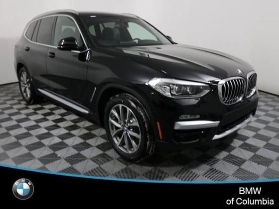 2019 BMW X3 xDrive30i:18 car images available