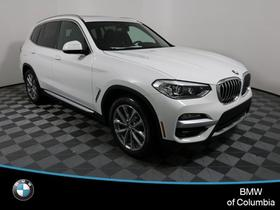 2019 BMW X3 xDrive30i:17 car images available
