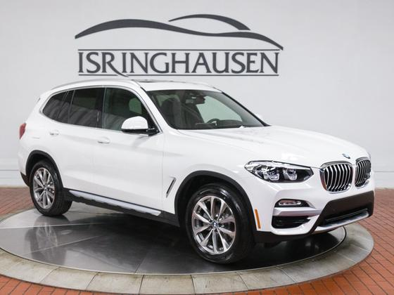 2019 BMW X3 xDrive30i:24 car images available