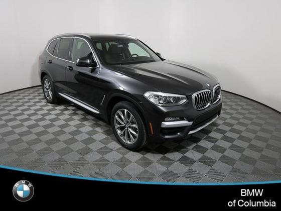 2019 BMW X3 xDrive30i:20 car images available