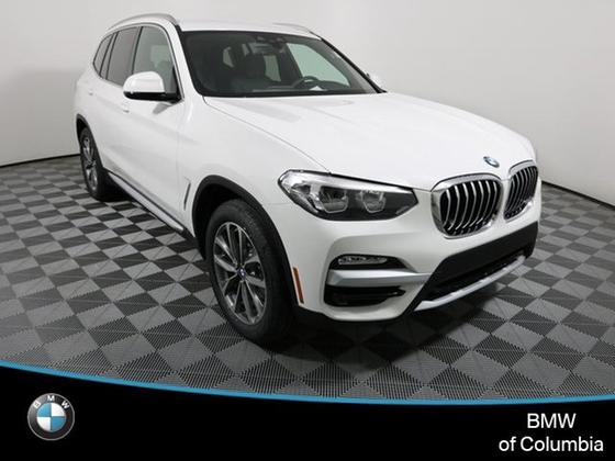 2019 BMW X3 xDrive30i:16 car images available