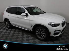 2019 BMW X3 xDrive30i:22 car images available