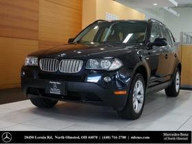 2009 BMW X3 xDrive30i:24 car images available