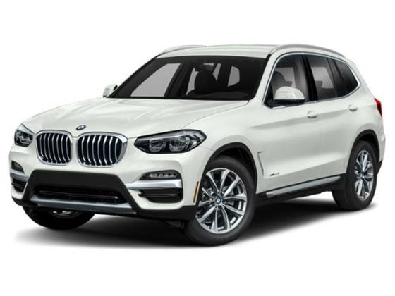 2020 BMW X3 xDrive30i : Car has generic photo