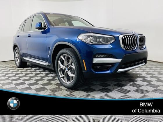 2020 BMW X3 xDrive30i:24 car images available