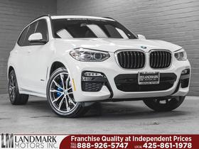 2018 BMW X3 xDrive30i:24 car images available