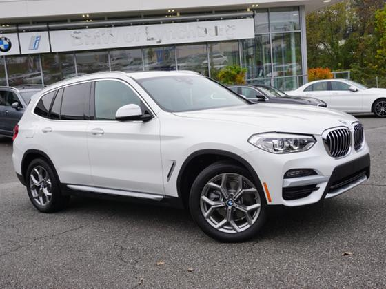 2020 BMW X3 xDrive30i:22 car images available