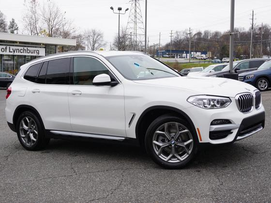 2021 BMW X3 xDrive30i:21 car images available