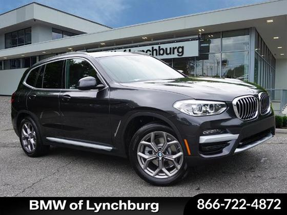 2021 BMW X3 xDrive30i:23 car images available