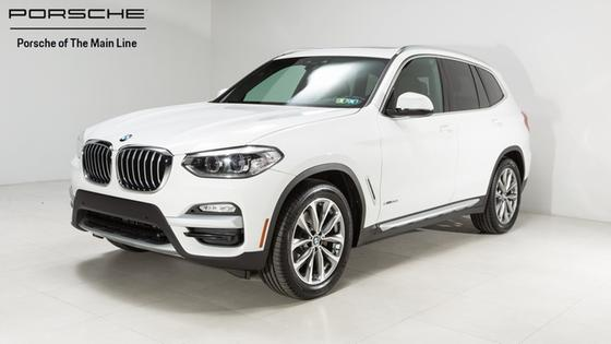 2018 BMW X3 xDrive30i:22 car images available