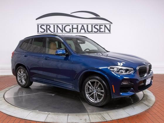 2020 BMW X3 xDrive30i:19 car images available