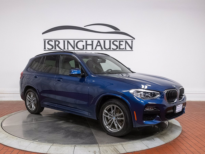 2020 BMW X3 xDrive30i:18 car images available