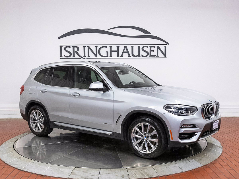 2018 BMW X3 xDrive30i:18 car images available