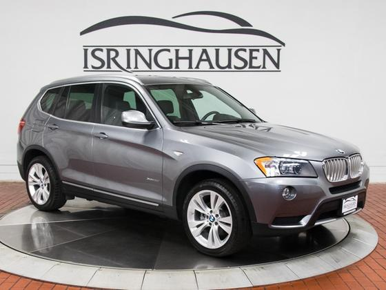 2013 BMW X3 xDrive35i:22 car images available