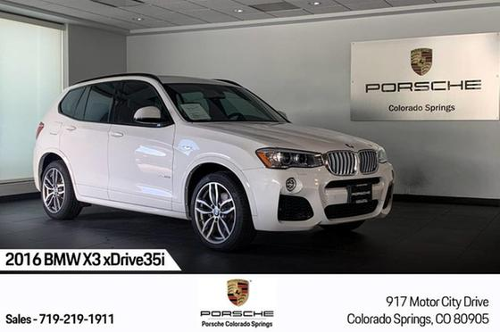 2016 BMW X3 xDrive35i:24 car images available